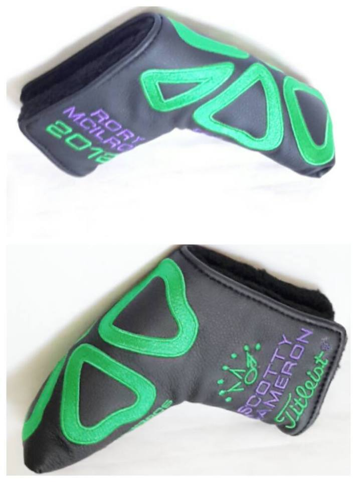 Head cover Putter